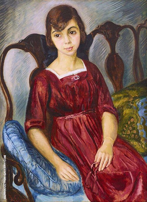 Gunhild Josephso By Isaac Grunewald