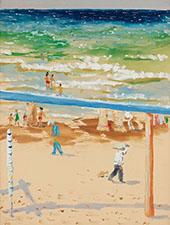 On The Beach 2 By Isaac Grunewald