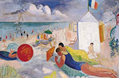 The Beach By Isaac Grunewald
