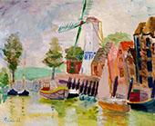 The Marina By Isaac Grunewald