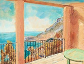 View from The Terrace By Isaac Grunewald