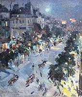Paris 1912 By Konstantin Korovin