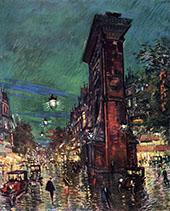 Saint Denis Paris By Konstantin Korovin