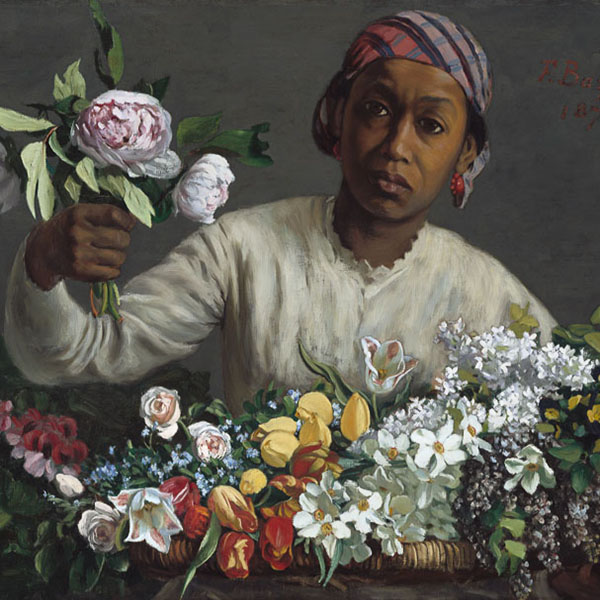 Oil Painting Reproductions of Frederic Bazille