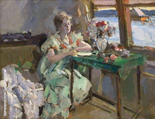 The Window 1918 By Gustave Loiseau
