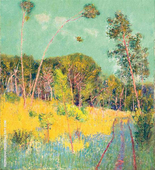 A Clearing in The Forest 1891 By John Peter Russell