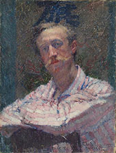 Dr Will Maloney 1887 By John Peter Russell