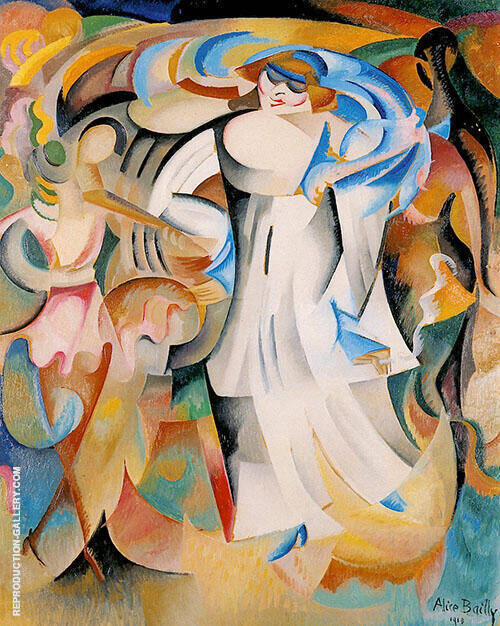 Marvel at the van-Dongen Masked Ball By Alice Bailly