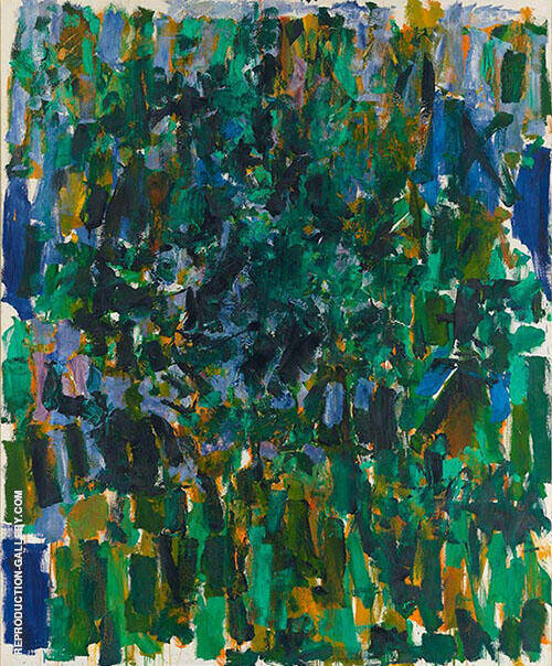 Salut Patou By Joan Mitchell