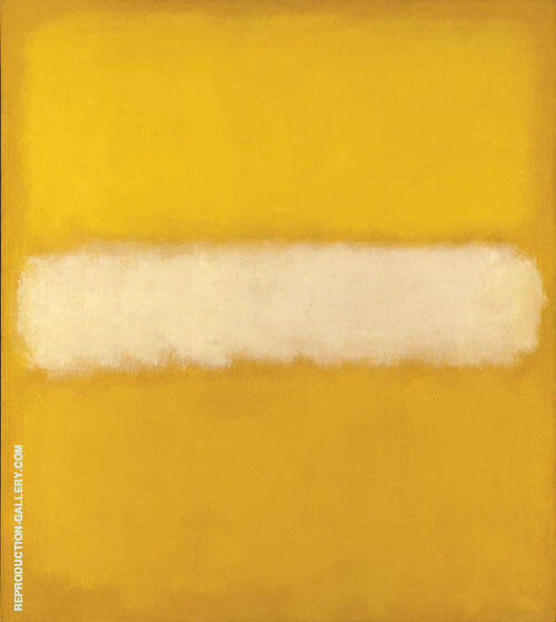 Number 10 1957 By Mark Rothko