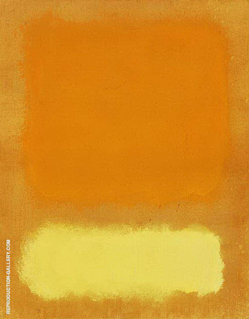Untitled 1968 - 3 By Mark Rothko