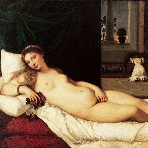 Oil Painting Reproductions of Tiziano Vecellio (TITIAN)