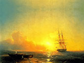 Yellow Fever By Joseph Mallord William Turner