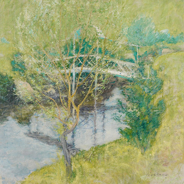 Oil Painting Reproductions of John Henry Twachtman