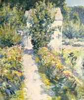 Azaleas 1899 By John Henry Twachtman