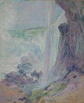 Niagra Falls c1900 By John Henry Twachtman