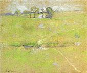 Branchville Connecticut c1889 By John Henry Twachtman