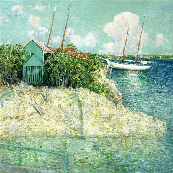 Oil Painting Reproductions of J. Alden Weir