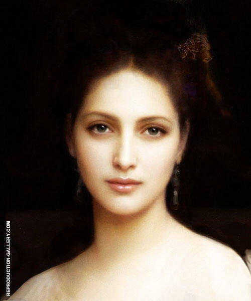Aphrodite By William-Adolphe Bouguereau