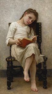 Le Live de Prix 1901 By William-Adolphe Bouguereau