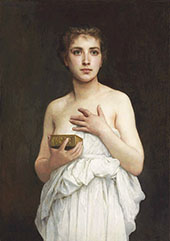 Pandora By William-Adolphe Bouguereau