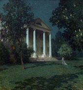May Night 1906 By Willard Leroy Metcalfe
