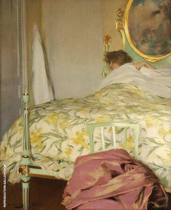 Late Morning By Ramon Casas