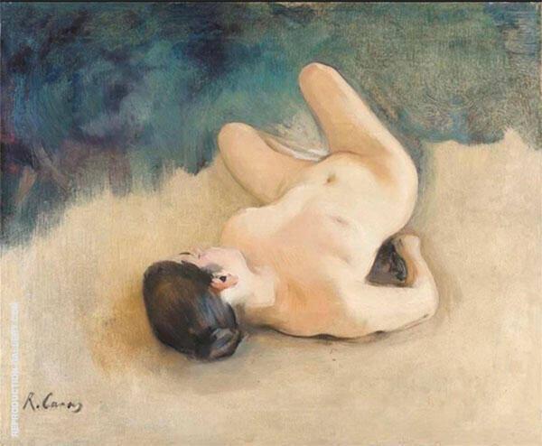 Desnudo By Ramon Casas