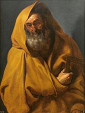 Saint James the Less c1610 By Peter Paul Rubens