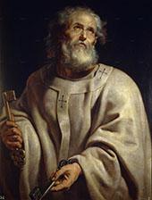 Saint Peter c1610 By Peter Paul Rubens