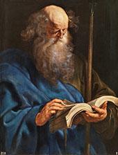 Saint Thomas By Peter Paul Rubens