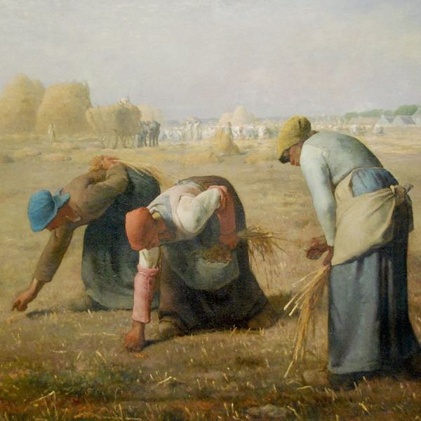 Oil Painting Reproductions of Jean Francois Millet