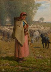 Dandelions c1867 By Jean Francois Millet