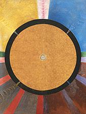 Group X No3 Alterpiece 1915 By Hilma AF Klint