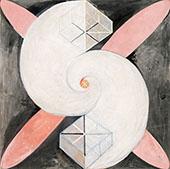 The Swan No21 1915 By Hilma AF Klint