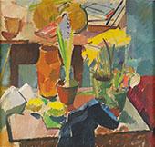 Still Life 1918 By Karl Isakson