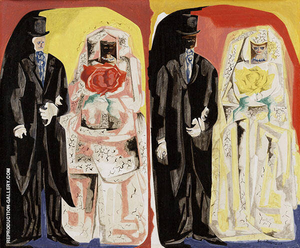 Taboo 1963 By Jacob Lawrence