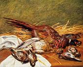 Faisans Canapetiere et Grives 1902 By Pierre Auguste Renoir