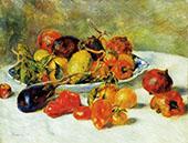 Fruits of The Midi 1881 By Pierre Auguste Renoir