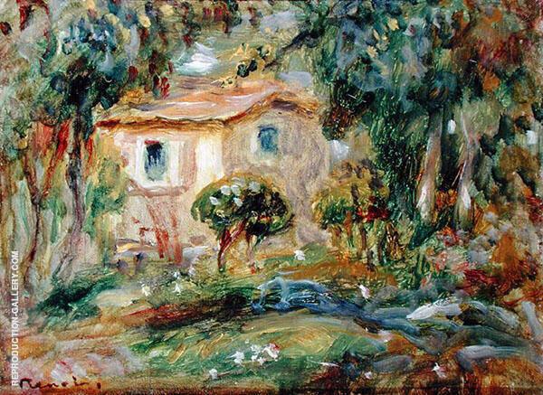 Landscape 1902 By Pierre Auguste Renoir