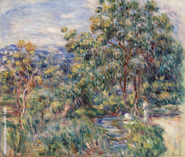The Beal By Pierre Auguste Renoir