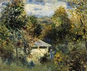 Louveciennes By Pierre Auguste Renoir