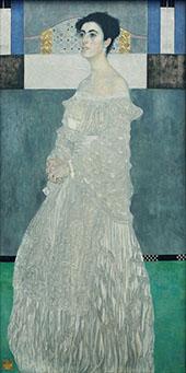 Portrait of Margaret Stonborough-Wittgenstein 1882 By Gustav Klimt
