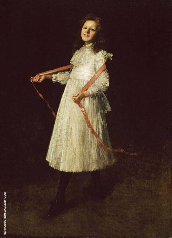 Alice 1892 By William Merritt Chase