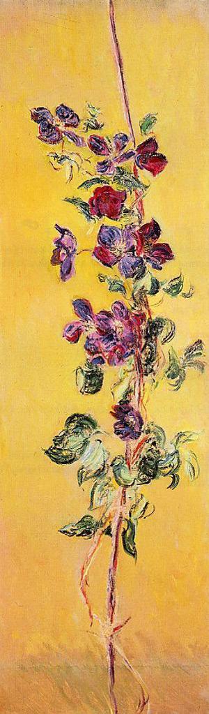 Cobeas 1883 By Claude Monet