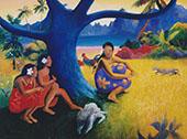 Cat Toru Potii By Paul Gauguin