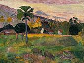 Come Here Haere Mai 1891 By Paul Gauguin