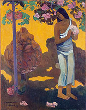 The Month of Mary, Te Avae No Maria 1899 By Paul Gauguin