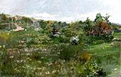 Shinnecock Hills 1897 By William Merritt Chase