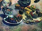 Fruit 1888 By Paul Gauguin